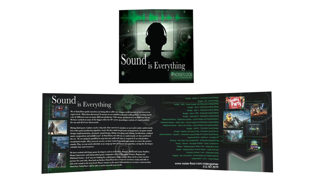 Noise Floor Brochure