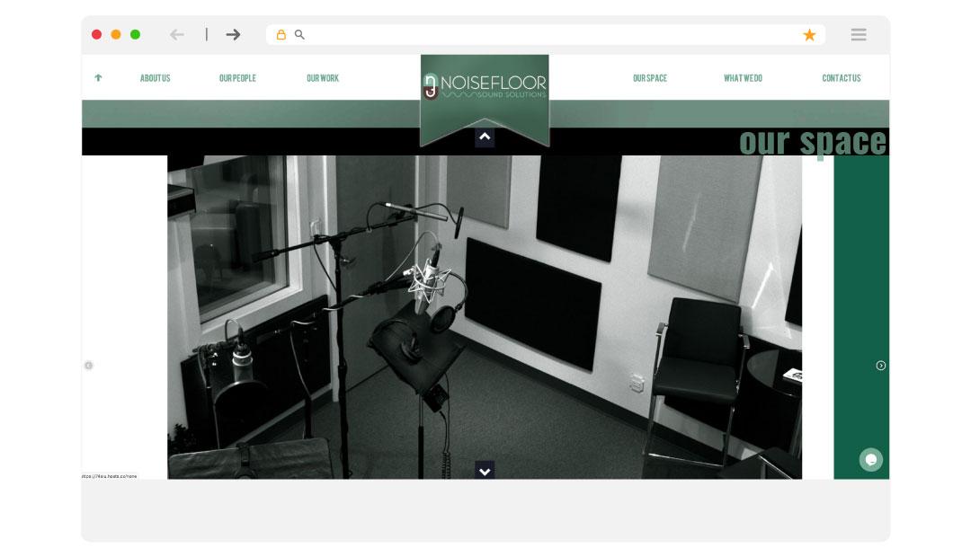 Noise Floor Website