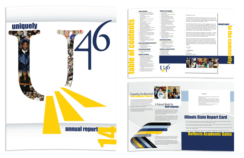 U46 Annual Report 2014